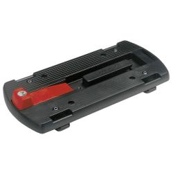 Piastra Klickfix  per portapacco.  sistema GTA con lucchetto