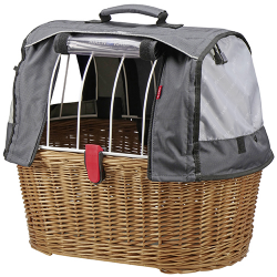 "Cesto RK post. ""DOGGY BASKET PLUS"". dim.52x46x36. sistema KorbKLIP"