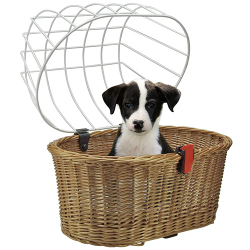 "Cesto RK post. ""DOGGY BASKET"". dim.52x46x36. sistema GTA"