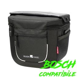"""Borsa RK ant. c/a Klickfix 3,0 L. """"AVENTOUR COMPACT"""", dim.20x18x17, adattatore Bosch"""