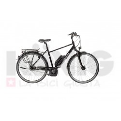 "Cicli Panther E-Bike 28""-""TE-9C"" Bosch Classic, tg. 53, NuVinci 360, piano black"