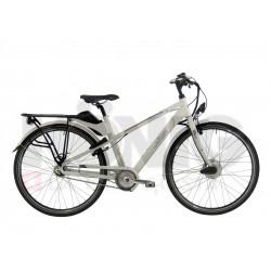 """Cicli Koenig E-bike 28""""-""""GIOVE"""", Ed2 EX, Trapez, Nexus 7v., T.49, coolwhite"""