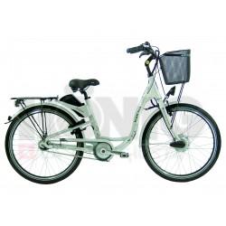 "Cicli Koenig E-Bike 26""-""DIANA"", Ed2 Ex, Deep-ex, Nexus 7v, T.45, rockwhite"