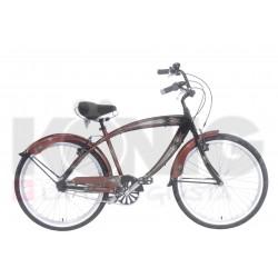 "Cicli Panther CRUISER  ""Dangerous"" Uomo alluminio"