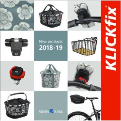 Aggiornamento Catalogo KLICKfix 2019 Inglese