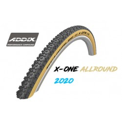 "Cop. Schwalbe Pieg. 28"" (33 622)-(28x1.30)-(700x33C)  X-One Allround Performance. HS467A. RG. TLE. Addix. B/CL-SK"