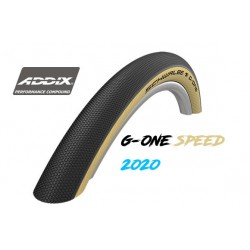 "Cop. Schwalbe Pieg. 27.5"" (50 584)-(27.5x2.00) G-One Speed Performance. HS472. RG. Addix. Black"