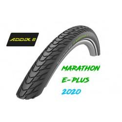 """Cop. Schwalbe 29""""  (50 622)-(29x2.00) Marathon E-Plus. HS498. SmartDualGuard. Addix E. Twin. Reflex"""