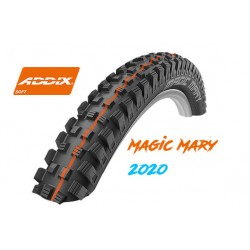 "Cop. Schwalbe Pieg. 27.5"" (60 584)-(27.5x2.35) Magic Mary. HS447. SG. TL-Easy. Addix Soft. Black-SK"