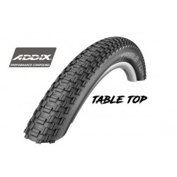 "Cop. Schwalbe 24""  (57 507)-(24x2.25) Table Top, HS373, performance, Addix, lite, black"