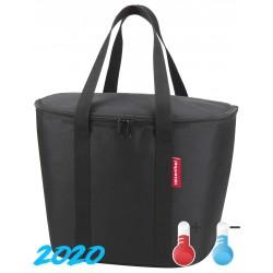 """Borsa RK isolante x cesto ant. """"ISO BASKET BAG"""", 34x26x25, nera"""