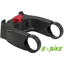 Adattatore Klickfix  per pieghe universal. 25.4-31.8mm. display Bosch