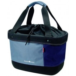 "Cesto RK ant. s/a ""SHOPPER ALINGO"". 17L. dim.38x26x24. powder blue"