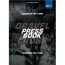 Press Book Gravel/Cross Schwalbe 2020 Inglese
