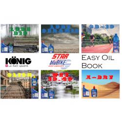 Easy Oil Book Star bluBIKE Italiano