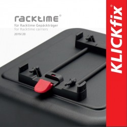 Easy flyer KLICKfix borse compatibili Racktime Tedesco-Inglese
