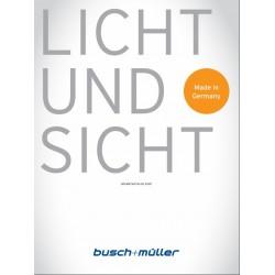 Catalogo Busch + Müller 2020 Tedesco