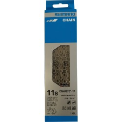 Catena Shimano 11V., CORSA MTB, CN HG701-11, 138link, con Quick-Link