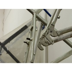 Telai MTB KFR, Alluminio 6061, K2 '19 forc. Cnc