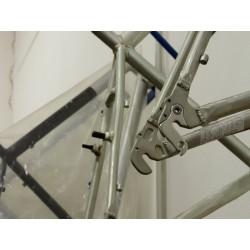 Telai MTB KFR, Alluminio 6061, K2 '17 forc. Cnc