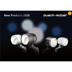 Aggiornamento Catalogo Busch + Müller 2020 Inglese