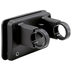 "Adattatore Klickfix  per pieghe standard. 25.4mm. fisso. ""FESTMONTAGE"""