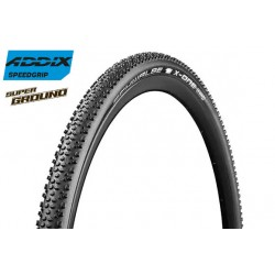 "Cop. Schwalbe Pieg. 28"" (35 622)-(28x1.35)-(700x35C)  X-One Allround, HS467, Evo, SuperGround, TL-Easy, Addix SpG, Black"