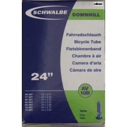 Camere Schwalbe 24 x 2.10 / 3.00 (AV 10D)