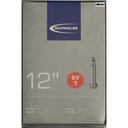 Camere Schwalbe 12 1/2 x 1.75 / 2 1/4 (SV 1)