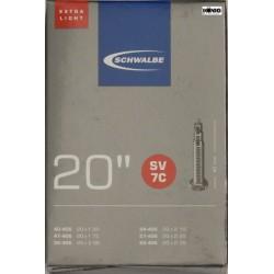 "Camere Schwalbe 20"" (40/60 406) SV 7C, Extra light"