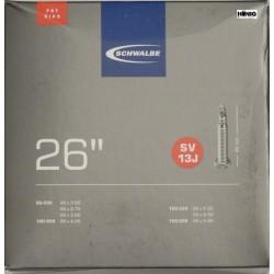 Camere Schwalbe 26 x  3.50 / 4.80 (SV 13J)