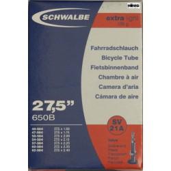 "Camere Schwalbe 27.5"" (40/60 584) SV 21A, Extra light"