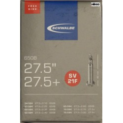 Camere Schwalbe 27.5 x 2.10 / 3.00 (SV 21F) light