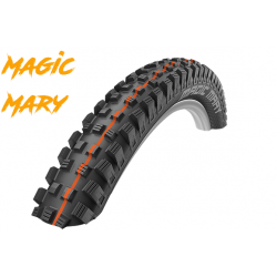 "Cop. Schwalbe Pieg. 27.5"" (60 584)-(27.5x2.35) Magic Mary, HS447, SS, TL-Easy, Addix Soft, black"