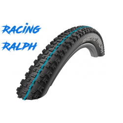 "Cop. Schwalbe Pieg. 27.5"" (57 584)-(27.5x2.25) Racing Ralph, HS425, SS, TL-Easy, Addix SpG, black"