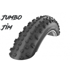 "Cop. Schwalbe Pieg. 26"" (100 559)-(26x4.00) Jumbo Jim, HS466, Performance, Addix, black"