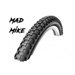 "Cop. Schwalbe 20""   (57 406)-(20x2.125) Mad Mike HS127, KG, SBC, Twin, black"