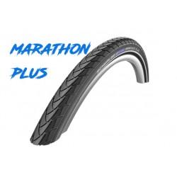 "Cop. Schwalbe 24""  (47 507)-(24x1.75) Marathon Plus HS440, SmartGuard, EC, Twin, Reflex"