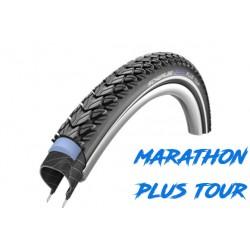 """Cop. Schwalbe 26""""  (47 559)-(26x1.75) Marathon Plus Tour HS404, SmartGuard, EnC, Twin, Reflex"""