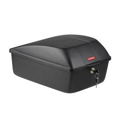 """Bauletto RK """"BIKE BOX"""". 12L. dim.25x18x35. sistema GTA"""