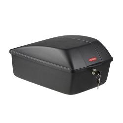 "Bauletto RK ""BIKE BOX"". 12L. dim.25x18x35. sistema Racktime"