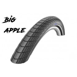 "Cop. Schwalbe 24""  (50 507)-(24x2.00) Big Apple HS430, RG, EC, Reflex"