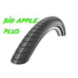 "Cop. Schwalbe 20""   (55 406)-(20x2.15) Big Apple Plus, HS430, GreenG, EnC, Twin, Reflex"