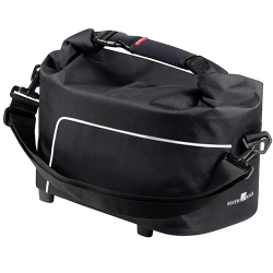 "Borsa RK post. superiore 10.0 L. ""RACKPACK  WATERPROOF"". dim. 18x37x19/35. sistema RackTime"