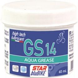 Grasso Star BluBike barattolo, Calcium, GS-14, 60gr.
