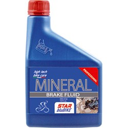Olio freni Star BluBike, Minerale,  500 ml
