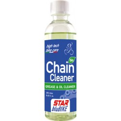 "Sgrassante Star BluBike x catene , ""BIO CLEANER"", 250 ml"