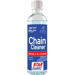 "Sgrassante Star BluBike x catene , ""CLEANER"", 250 ml"
