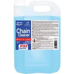 """Sgrassante Star BluBike x catene , """"CLEANER"""", 5 L."""