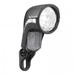 """Fanale B+M, dinamo 6V, led, """"Lumotec Upp - N Plus"""", con interruttore, front-reflector, 30Lux, stand-light"""